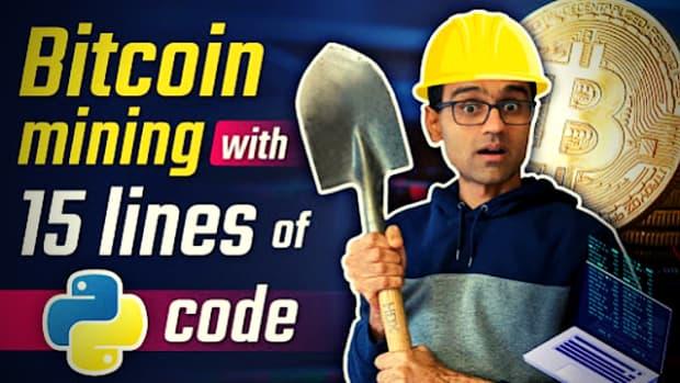 python-code-python-bitcoin-mining-with-15-lines-of-bitcoin-tutorials