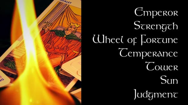 emperor-strength-wheel-of-fortune-temperance-tower-sun-judgment-fire-elemental-tarot-cards-in-the-major-arcana