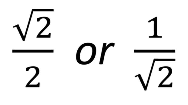 why-do-we-rationalise-the-denominator-standard-notation-while-using-surds-radicals