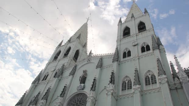 san-sebastian-church-gothic-architecture