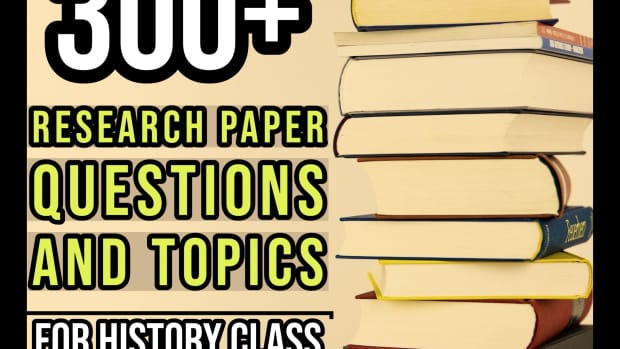 300-research-paper-questions-and-topics-for-history-class