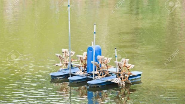 fish-farming-by-aerator