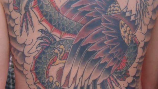 dragon-tattooing
