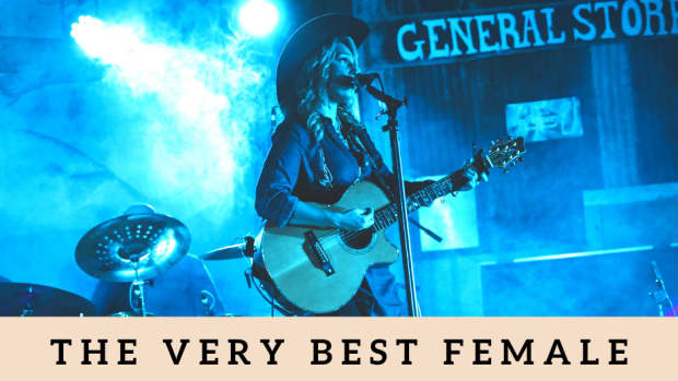 list-female-country-singers