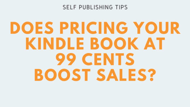 does-pricing-your-kindle-book-at-99-cents-boost-sales