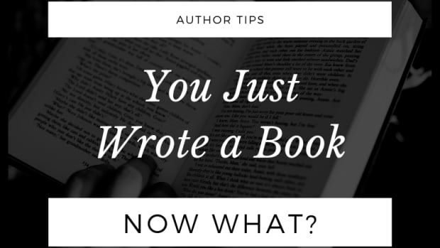 you-just-wrote-a-book-now-what