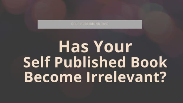 has-your-self-published-book-become-irrelevant