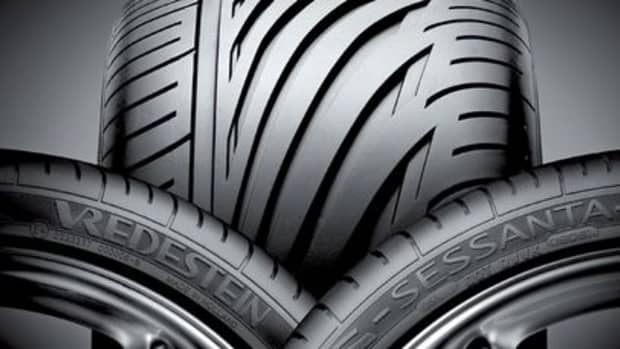 Vredestin Ultrac Sessanta tires -- a little known but very high quality Dutch performance tire brand