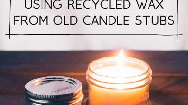 candlesmakeanewcandlefromleftovercandlestubs