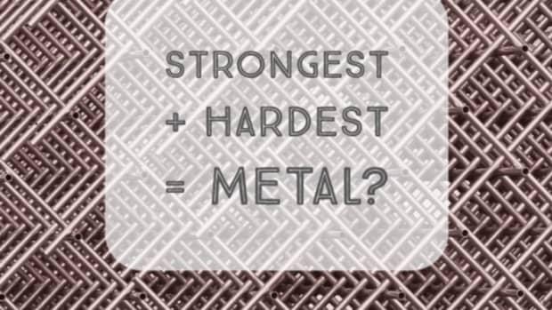什么是人类已知的最坚硬的金属