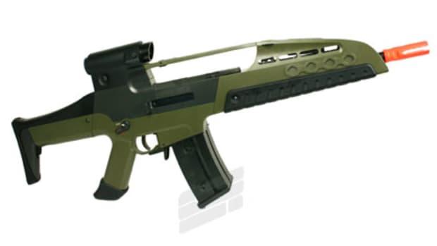 SRC XM8 AEG Airsoft Gun