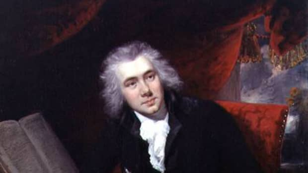 """Wilberforce at age 29. When he was about 28 he penned, """"God Almighty has set before me two great objects, the suppression of the Slave Trade and the Reformation of Manners."""""""