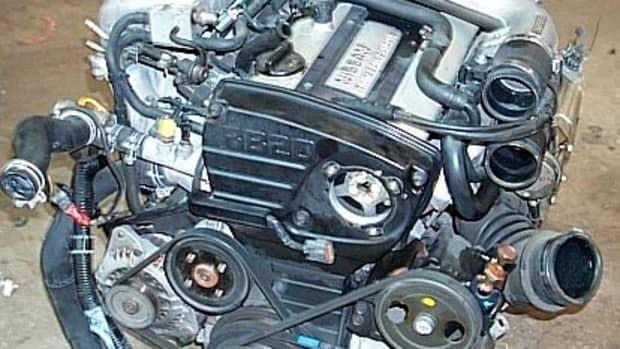 Nissan RB20DET Inline 6