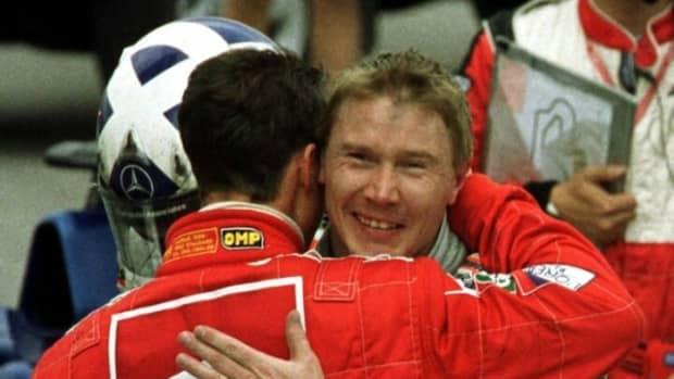 - 2001 -西班牙- gp -迈克尔-舒马赫- 47 -职业-赢