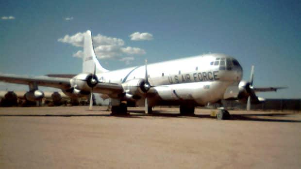 KC-97 Air Tanker