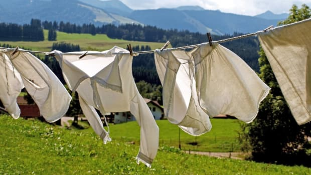 how-to-dry-clothes