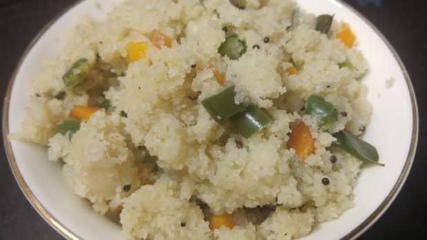 easy-vegetable-rava-upma-recipe