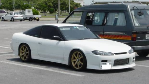 S13.5 - 180sx with an S15 front end