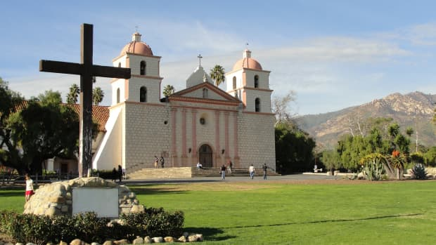 missions-of-california-santa-barbara-mission