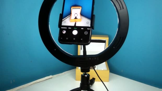 review-of-the-blitzwolf-ring-light