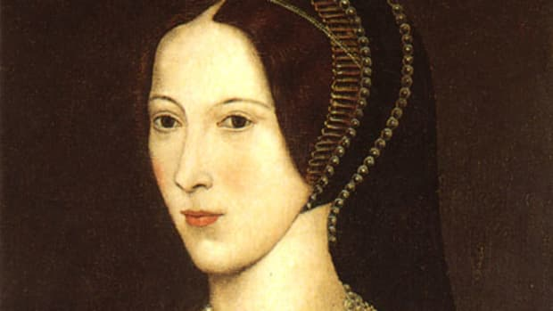 Anne Boleyn haunts The Tower of London