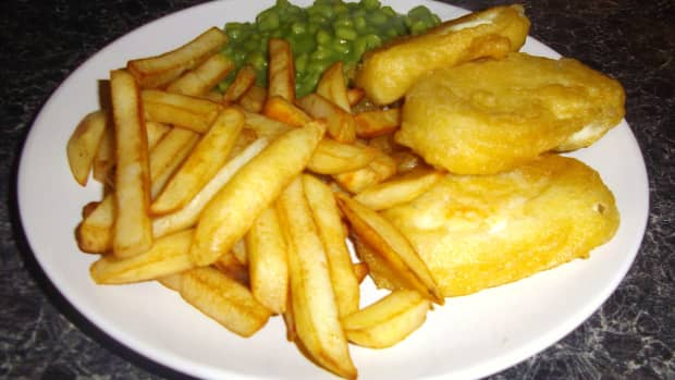 vegetarian-fish-and-chips