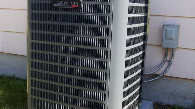 Air Conditioning - a major energy cost of the home