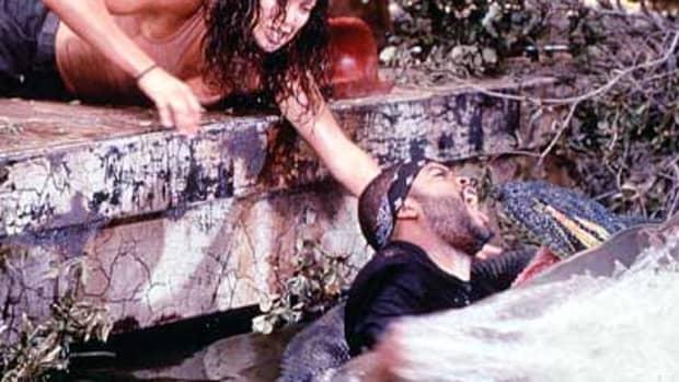 Ice Cube and J. Lo in Anaconda