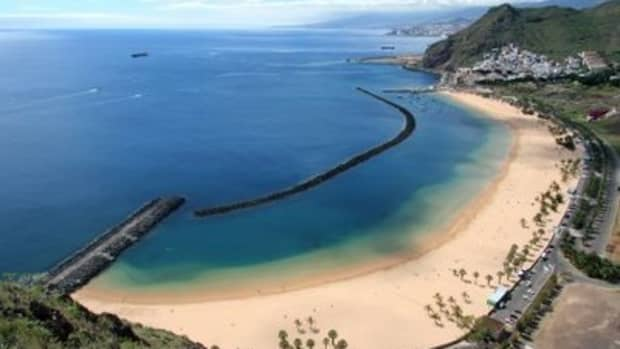 Tenerife is the largest of the Canary Islands