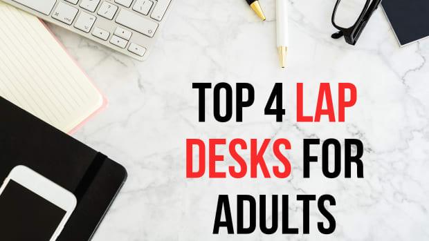 best-lap-desks-for-adults