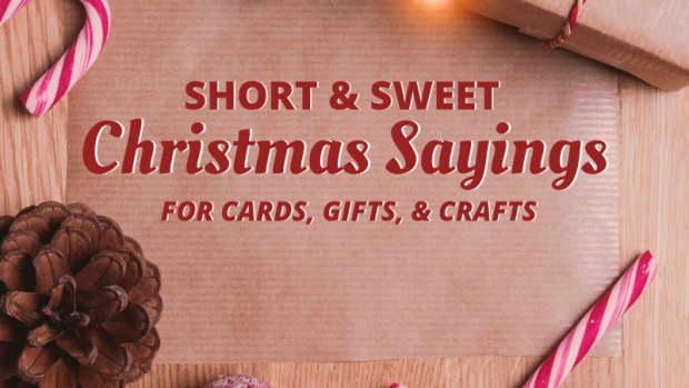 short-christmas-sayings