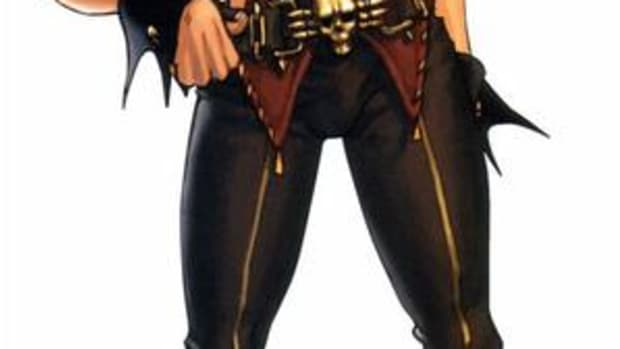 Joachim from Shadow Hearts 2 (not pictured: his magical butterfly superhero mask)