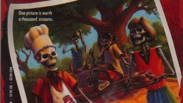 """""""Dad , cook the burgers fast! We're nothing but skin and bones!"""