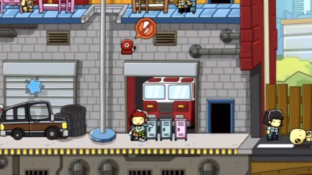 scribblenauts-unlimited-walkthrough-capital-city-firehouse-and-the-virgule-gallery