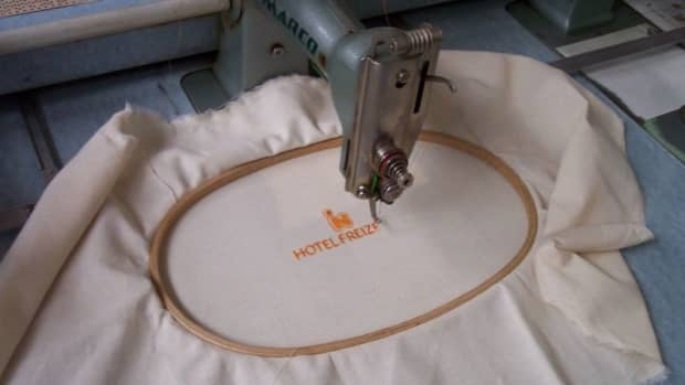 Machine Embroidery. Image courtesy of Commons.wikimedia.org, User Ryj through a Creative commons license.