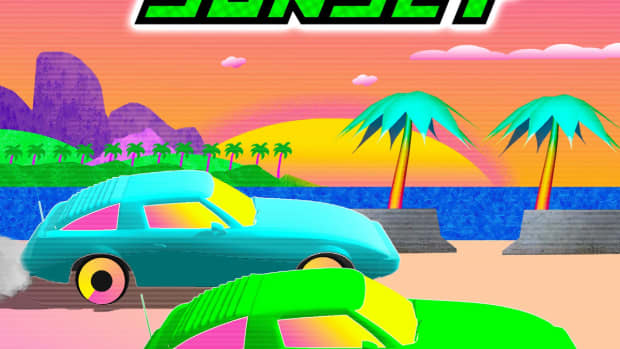synth-ep-review-arcade-sunset-by-louvers