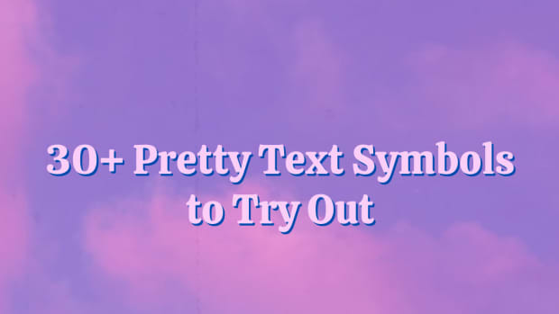 pretty-symbols