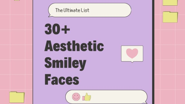 aesthetic-smiley-faces