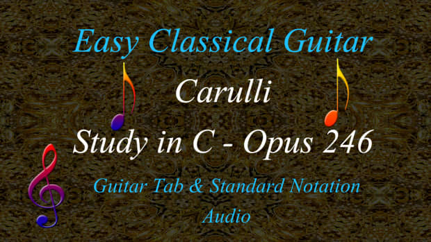 easy-classical-guitar-carulli-from-opus-246-in-guitar-tab-standard-notation-and-audio