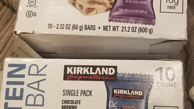 product-review-of-kirkland-costco-brand-protein-bars