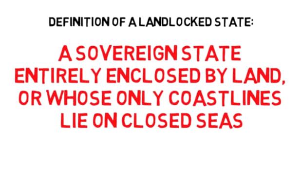landlocked-countries