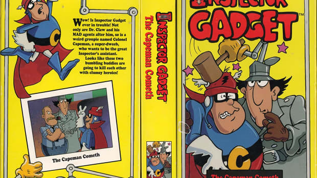 review-of-the-cartoon-episode-the-capeman-cometh-in-inspector-gadget