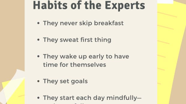 5-top-morning-habits-of-health-experts