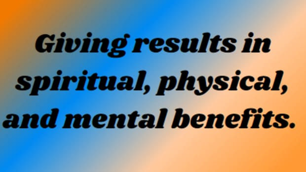 giving-has-spiritual-physical-and-mental-benefits
