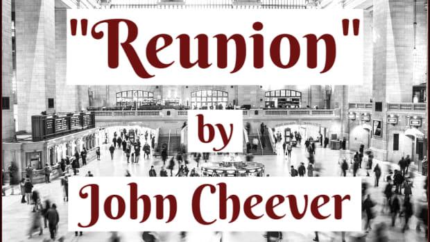 summary-themes-analysis-reunion-john-cheever
