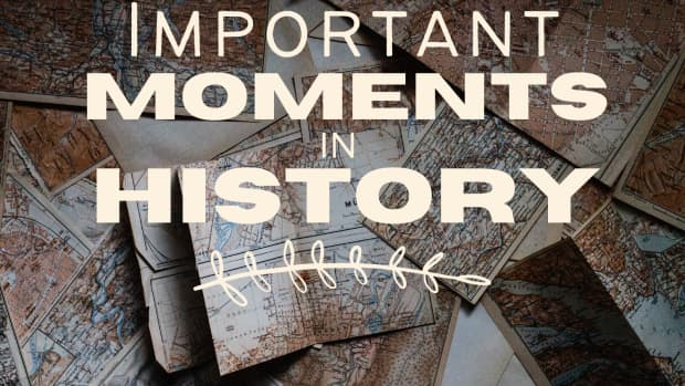 the-10-most-important-moments-in-history-an-illustrated-guide