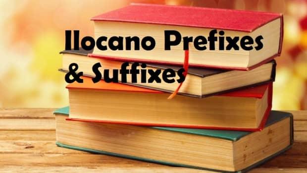 ilocano-affixes
