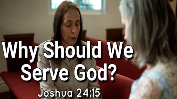why-should-we-serve-god