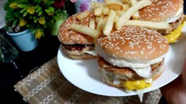 how-to-make-chicken-burger-in-an-easy-way