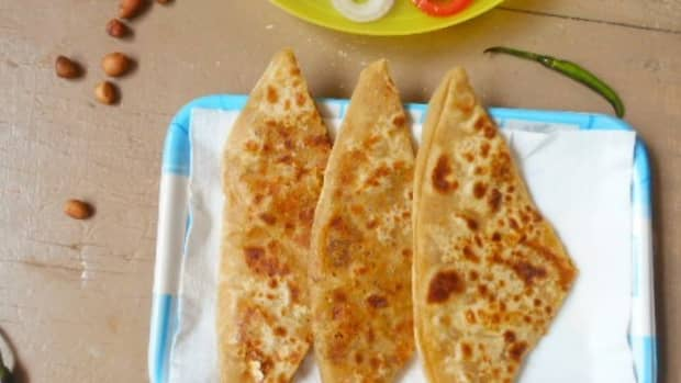 peanut-paratha-love-of-mother-wrapped-in-a-pocket